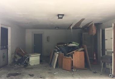 """שירותי בניה ושדרוג בתים בארה""""ב - תמונת לפני של דירה ב- Atlanta - פסיפיק הולדינגז"""