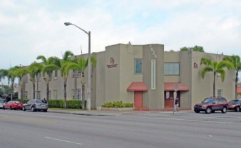 3525 nw 7th office building Miami FL NNN Deal