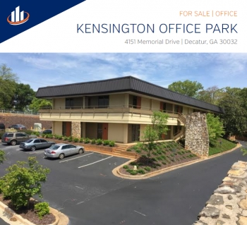 Kensington office park  4151 Memorial Dr, Decatur, GA 30032